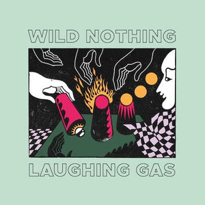 Wild Nothing - Laughing Gas [Limited Milky Clear Color Vinyl]  (4373150302272)