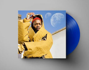 serpentwithfeet - soil {Very LTD Opaque Opaque Blue Color Vinyl]  (2028488491067)
