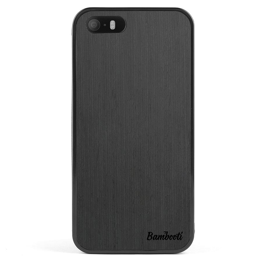 iPhone SE Protective Black Ash Case