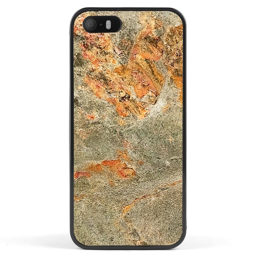 iPhone 5(s)/SE Stone Protective Case Fire Stone