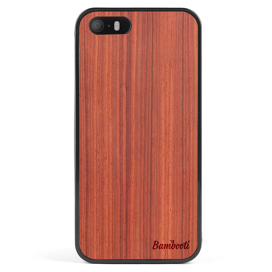 iPhone SE Protective Padauk Case