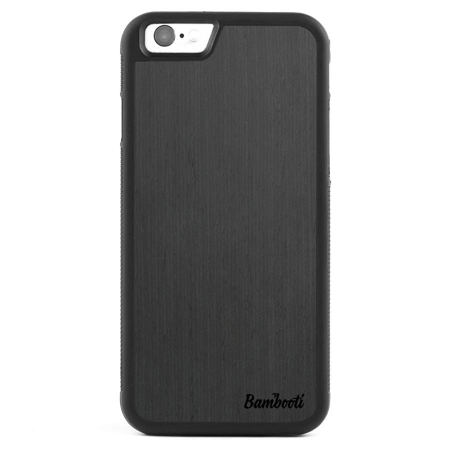 iPhone 6(s) Protective Black Ash Case