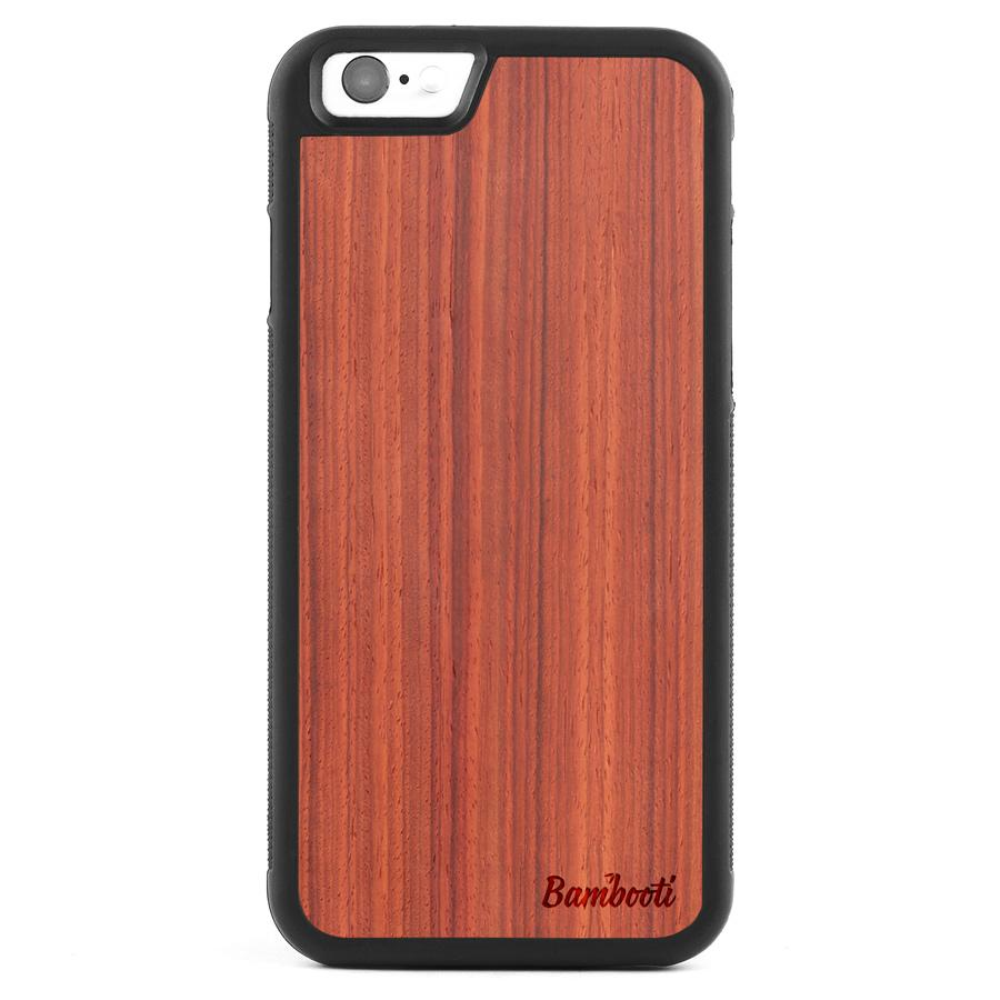 iPhone 6(s) Protective Padauk Case