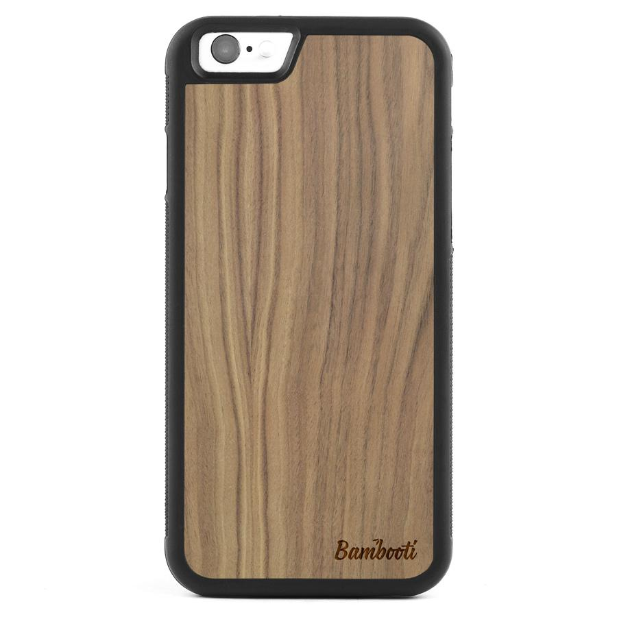 iPhone 6(s) Protective Walnut Case