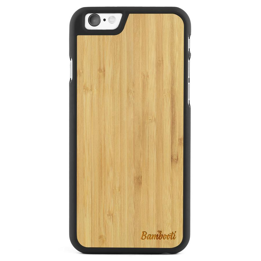 iPhone 6(s) Slim Bamboo Case
