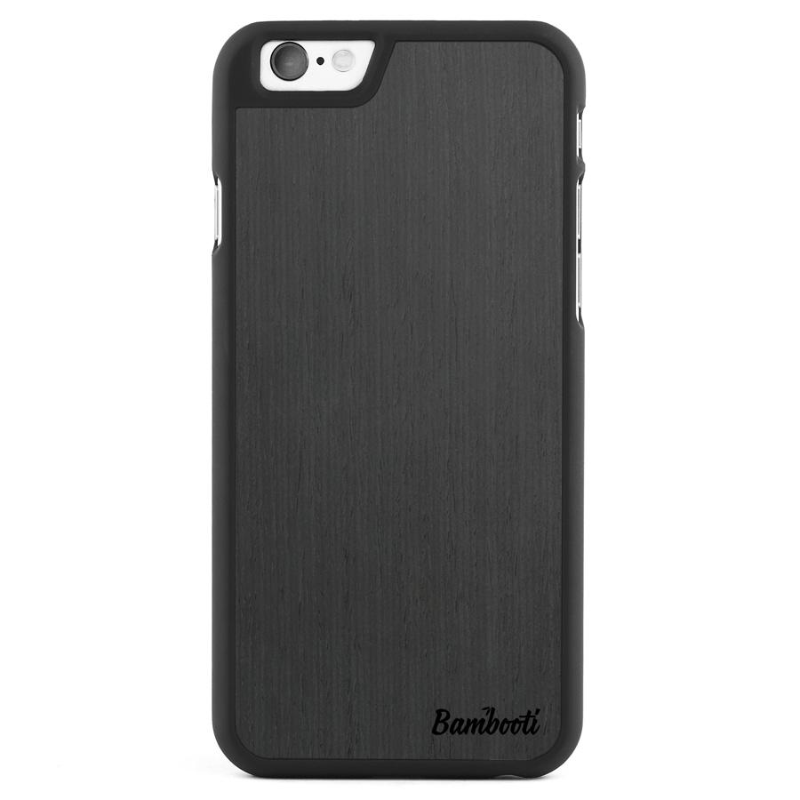 iPhone 6(s) Slim Black Ash Case