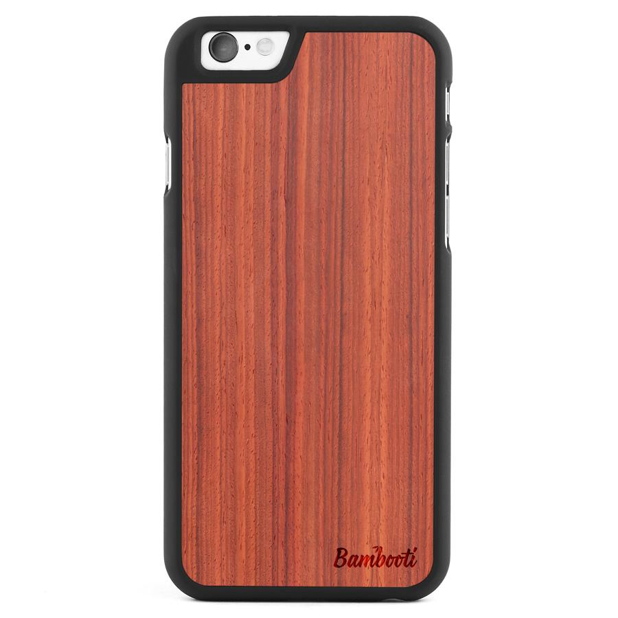 iPhone 6(s) Slim Padauk Case