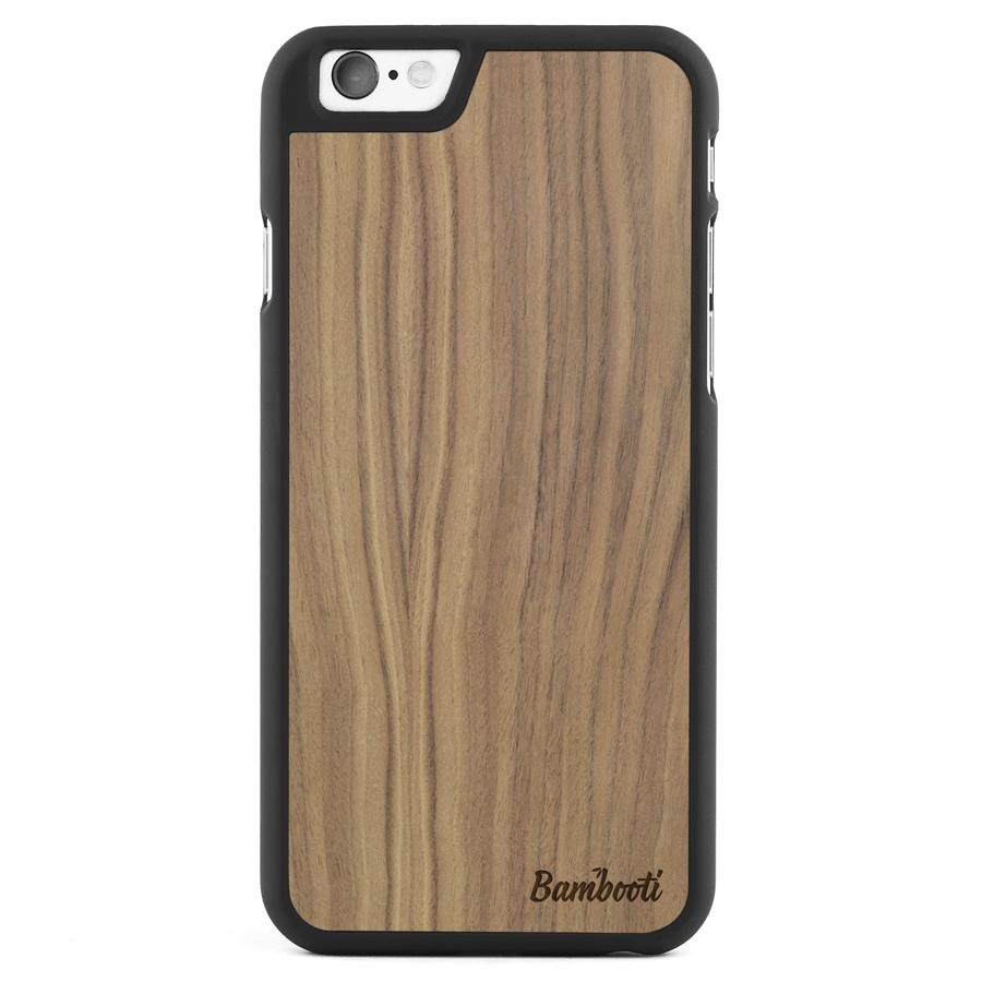 iPhone 6(s) Slim Walnut Case
