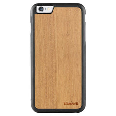 iPhone 6(s) Plus Wood Protective Case Mahogany Regular