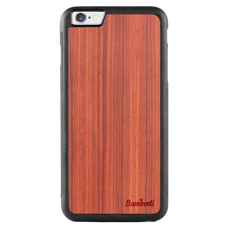 iPhone 6(s) Plus Protective Padauk Case