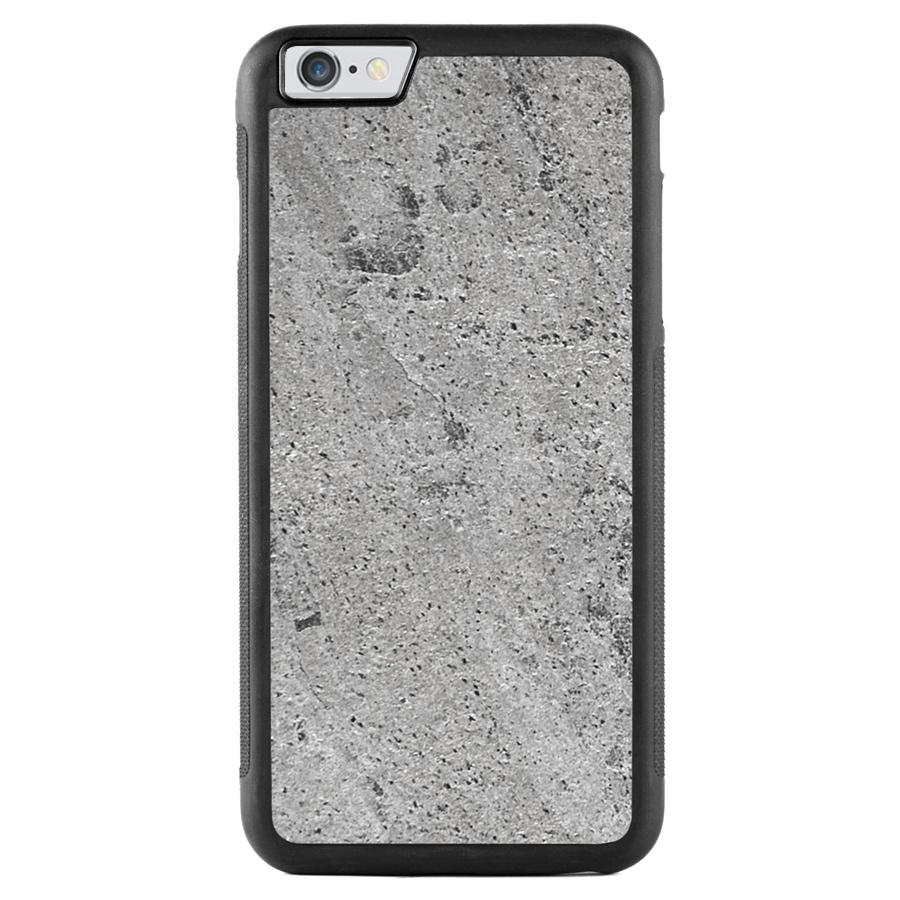 iPhone 6(s) Plus Stone Protective Case Silver Stone