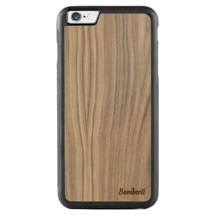 iPhone 6(s) Plus Protective Walnut Case