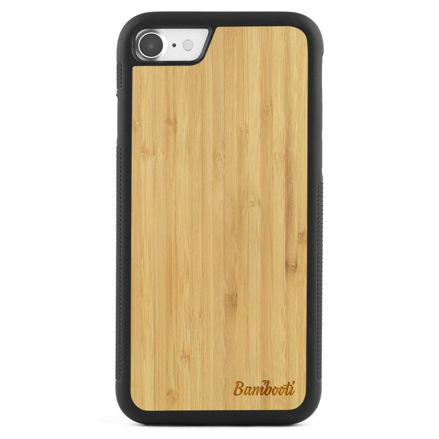 iPhone 7 Protective Bamboo Case