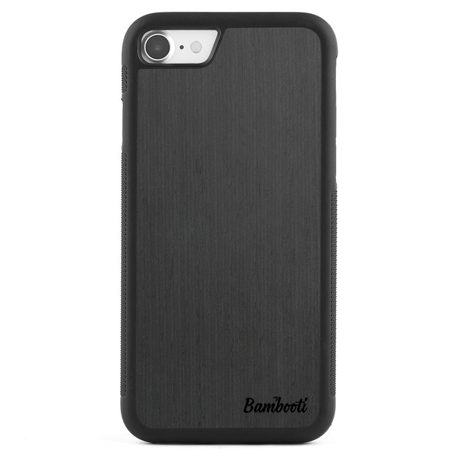 iPhone 7 Protective Black Ash Case
