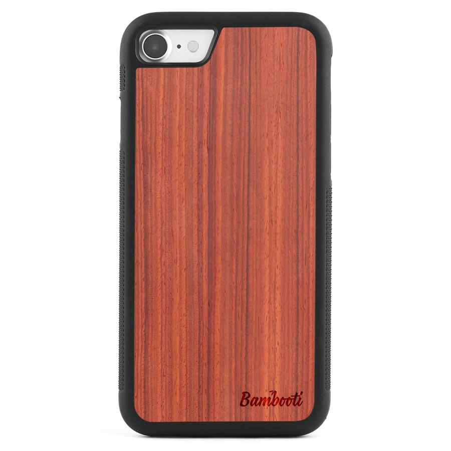 iPhone 7 Protective Padauk Case