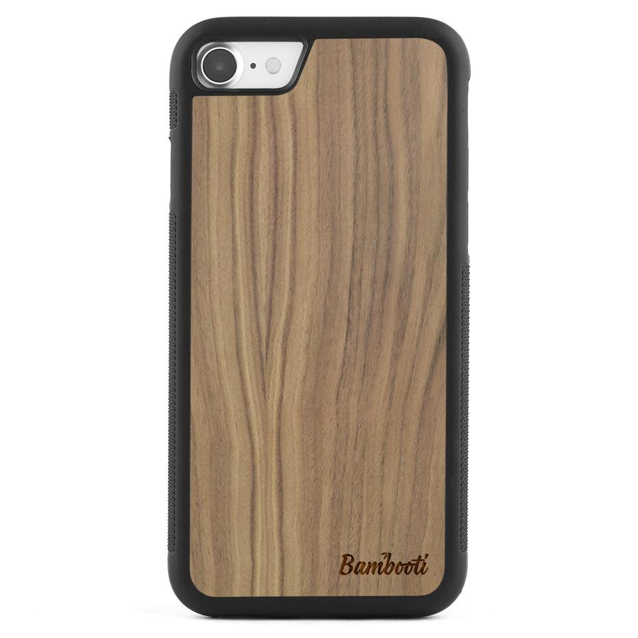 iPhone 7 Protective Walnut Case