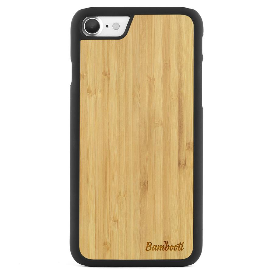 iPhone 7 Slim Bamboo Case