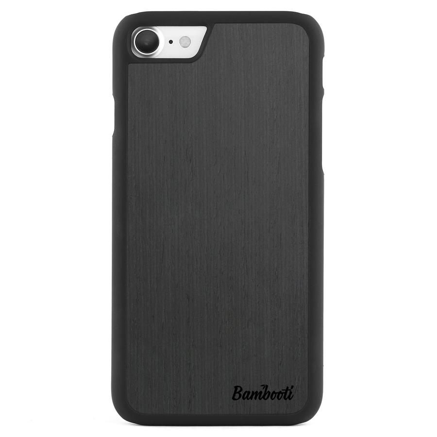 iPhone 7 Slim Black Ash Case