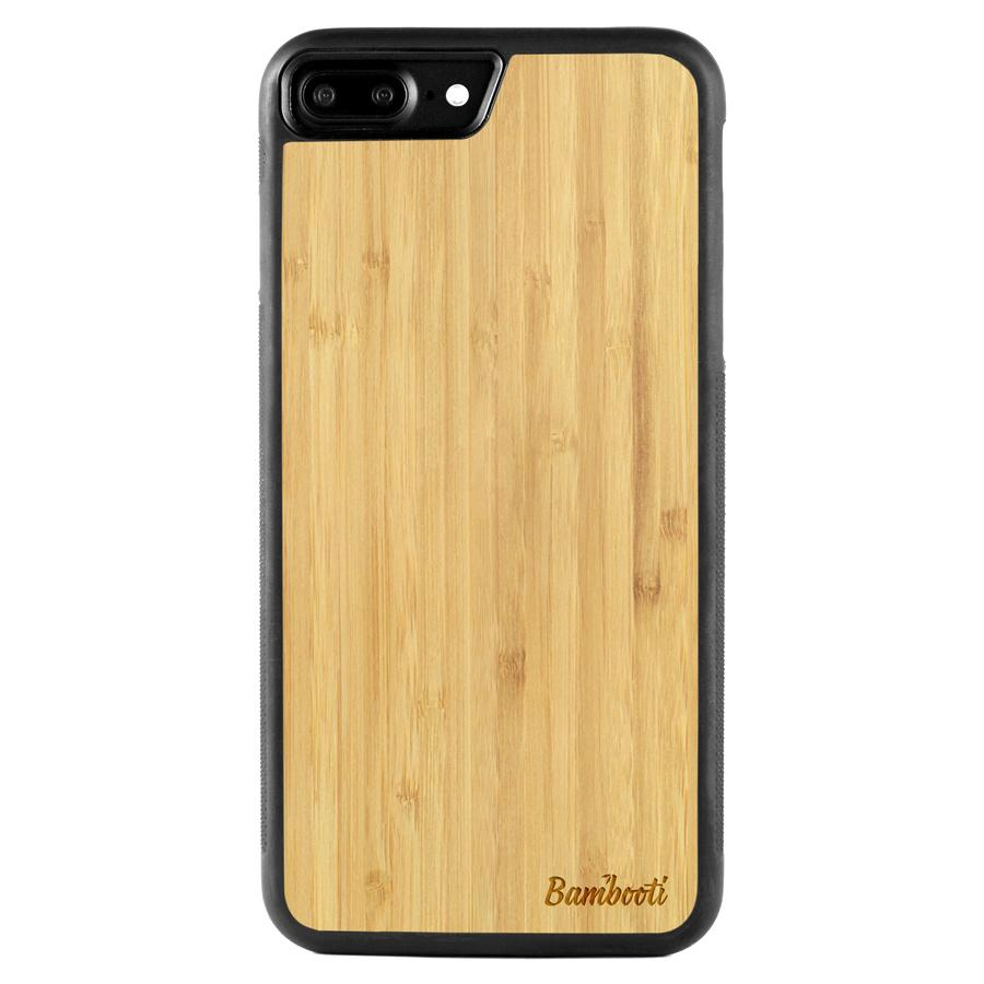 iPhone 7 Plus Protective Bamboo Case