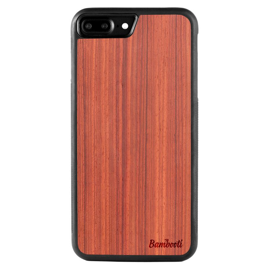 iPhone 7 Plus Protective Padauk Case