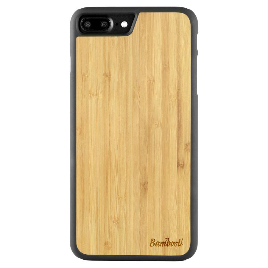 iPhone 7 Plus Slim Bamboo Case