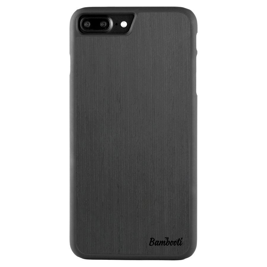 iPhone 7 Plus Slim Black Ash Case