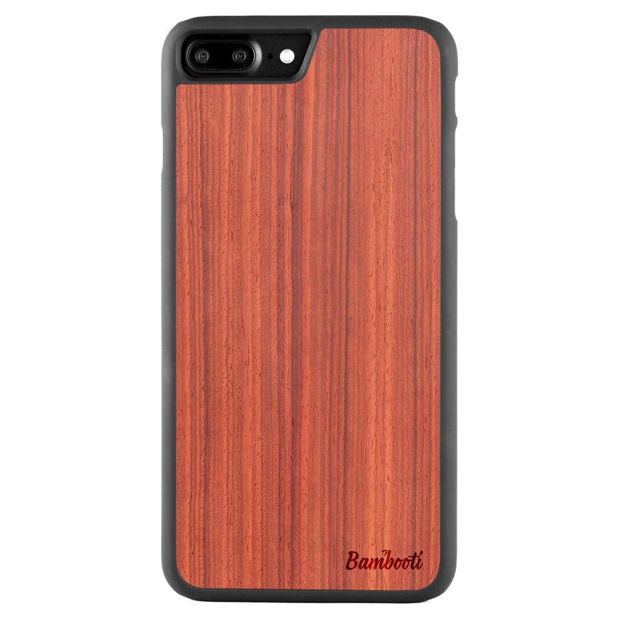 iPhone 7 Plus Slim Padauk Case
