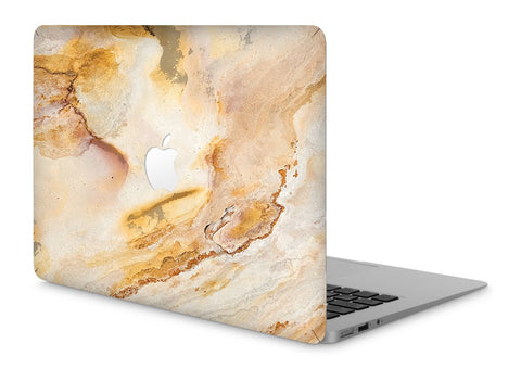 "MacBook Pro 15"" Retina Stone Cover Autumn Stone Apple Cutout"