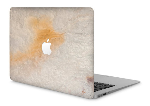 "MacBook Pro 15"" Retina Stone Cover Desert Stone Apple Cutout"