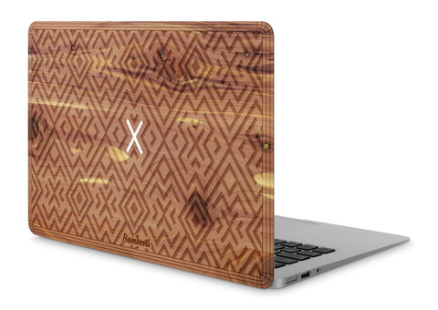 "MacBook Air 11"" Wood Cover Cedar Aztec"
