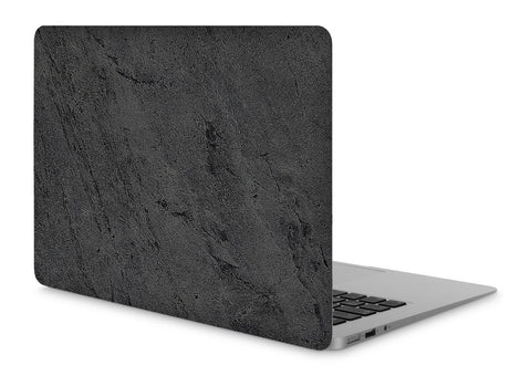 "MacBook Pro 15"" Retina Stone Cover Black Stone No Cutout"