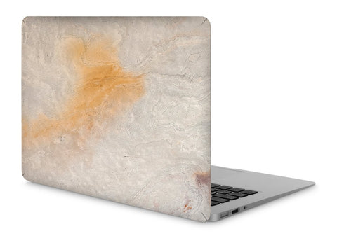 "MacBook Pro 15"" Retina Stone Cover Desert Stone No Cutout"