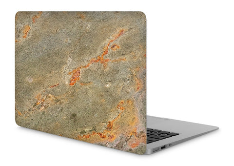 "MacBook Pro 15"" Retina Stone Cover Fire Stone No Cutout"