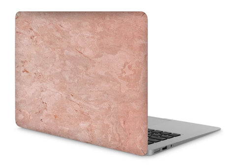 "MacBook Pro 15"" Retina Stone Cover Pink Stone No Cutout"