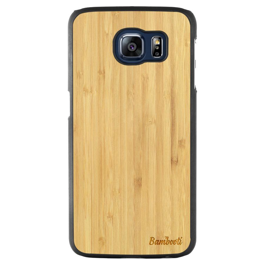 Galaxy S6 Slim Bamboo Case