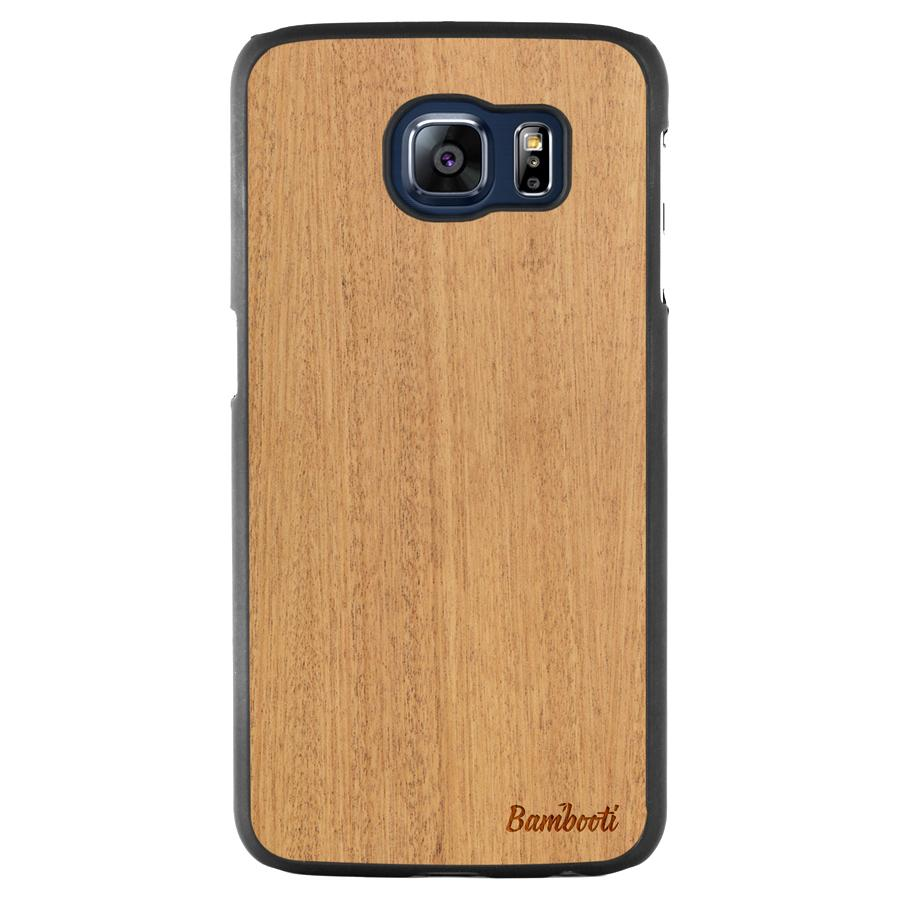 Galaxy S6 Slim Mahogany Case