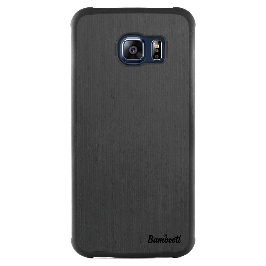 Galaxy S6 EDGE Slim Black Ash Case
