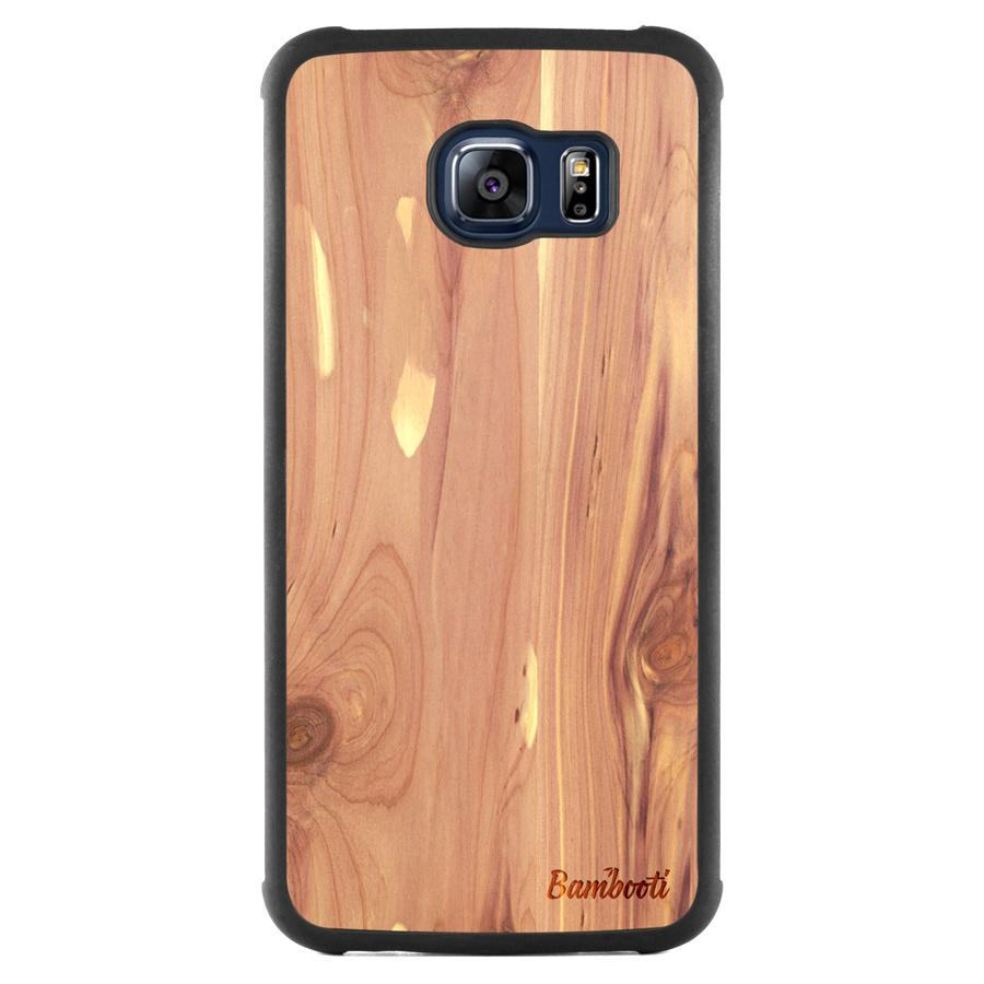 Galaxy S6 EDGE Slim Cedar Case