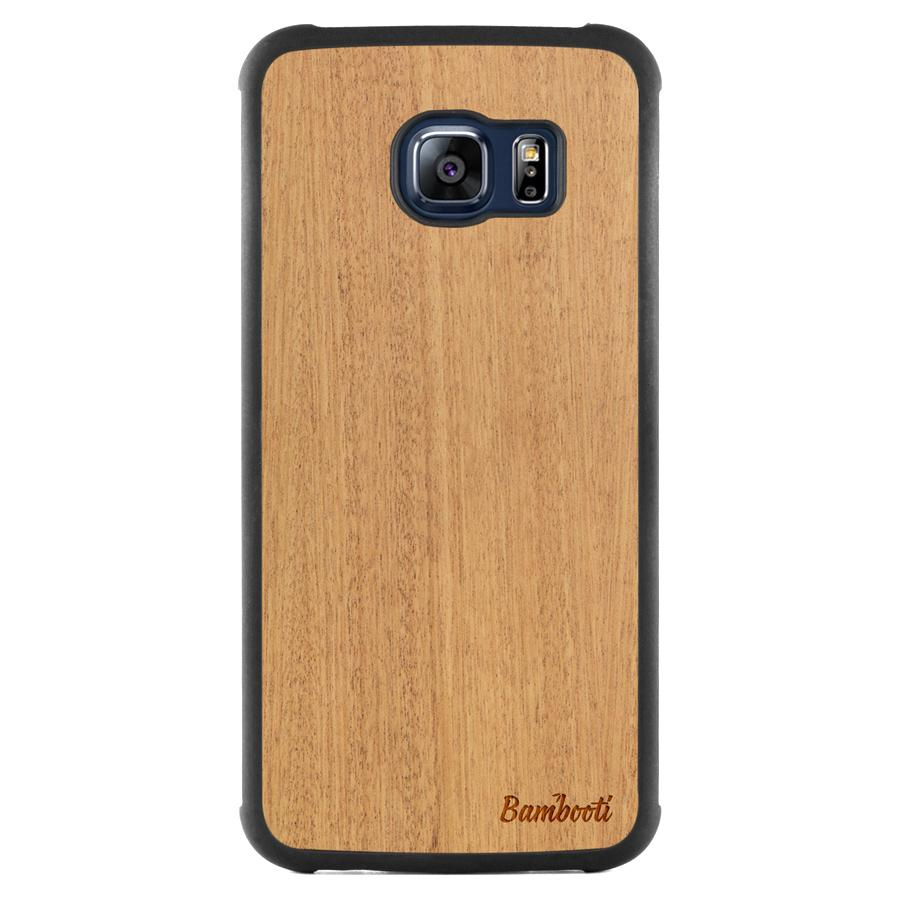 Galaxy S6 EDGE Slim Mahogany Case