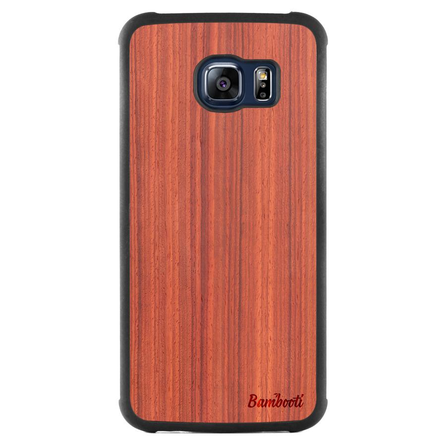 Galaxy S6 EDGE Slim Padauk Case