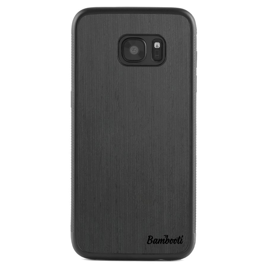 Galaxy S7 Protective Black Ash Case