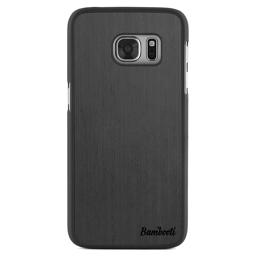 Galaxy S7 Slim Black Ash Case