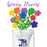Assorted Bouquet of Flowers Grip Combo (Set of 15) - GrifGrips