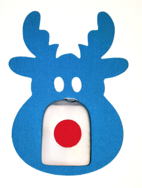 Big Rudolph the Reindeer Holiday Edition Grip (5 Pack) - GrifGrips