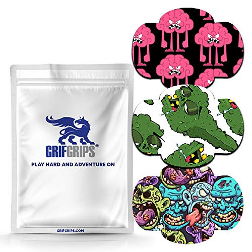 Low and Salty Combo: Wrap Grips (20 Pack) - GrifGrips