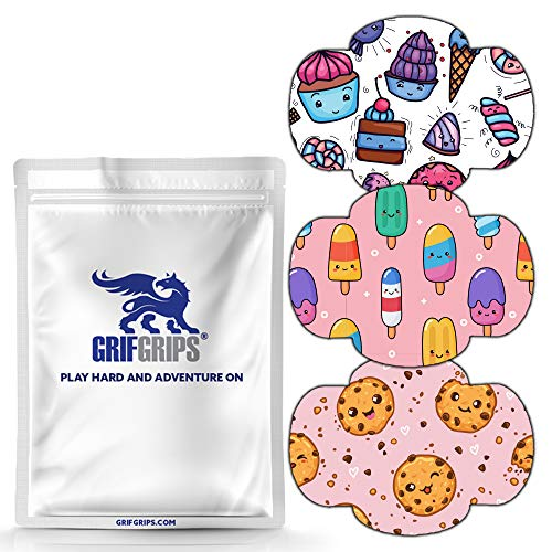 Low and Sweet Combo: Wrap Grip (15 Pack) - GrifGrips