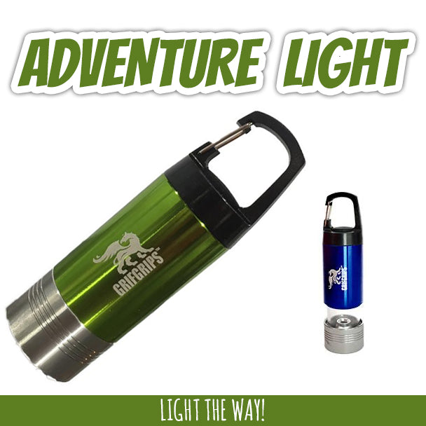 Adventure Check It Light - GrifGrips