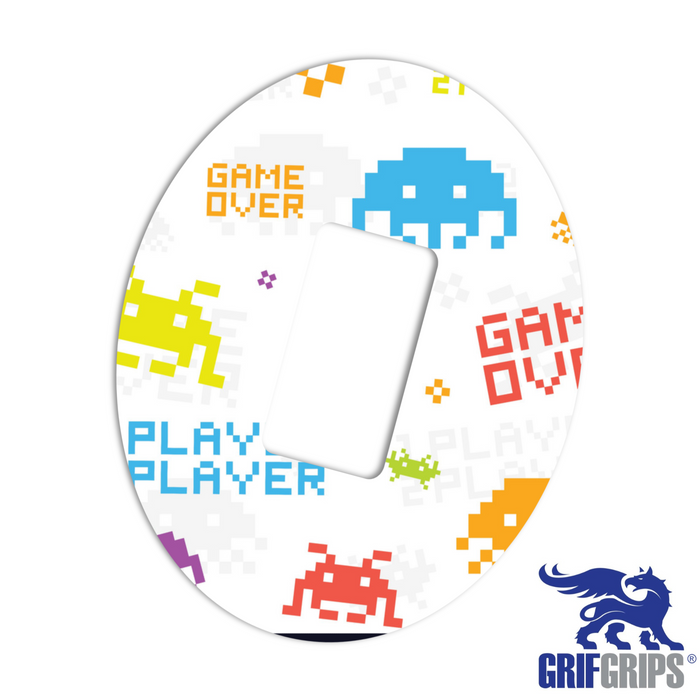 Grifgrips Game Over Combo: Extreme Formula - Oval Shape - 30 pack - GrifGrips
