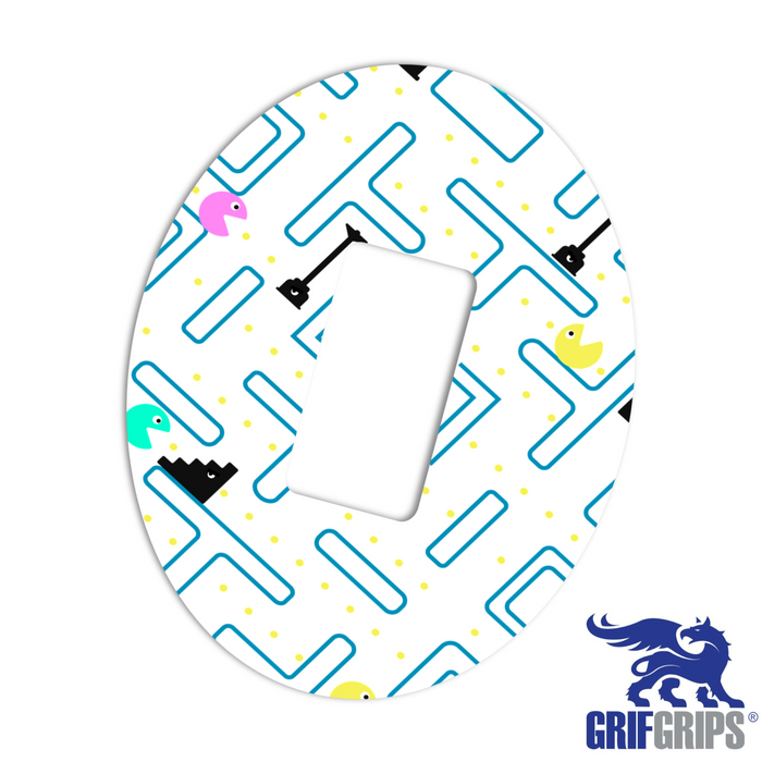Grifgrips Game Over Combo: Extreme Formula - Oval Shape - 30 pack