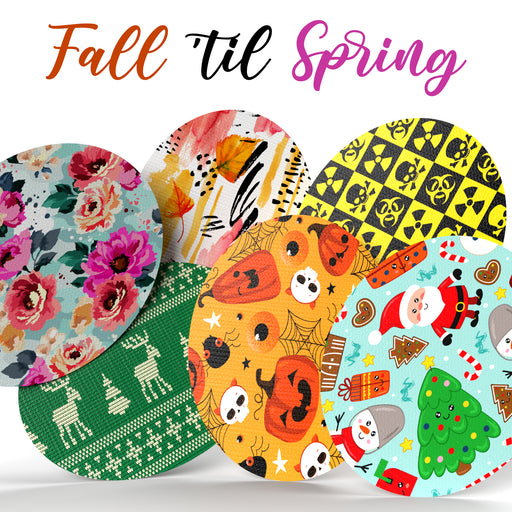 2020 Fall 'til Spring Combo - Ovals - Choose Your Formula - 30 Pack - GrifGrips